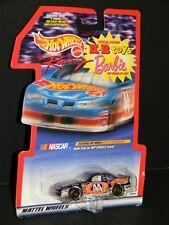 Hotwheels KB Toys Barbie Special Edition Nascar 1998 RARE Promotional Die-cast