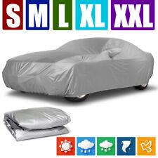 S-XXL Auto Car Cover Indoor Protector Anti Scratch Dust Sun Resistant For Sedan