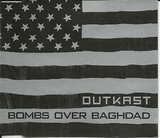 OUTKAST Bombs over Baghdad EDIT & VIDEO CD single SEALED USA Seller b.o.b.