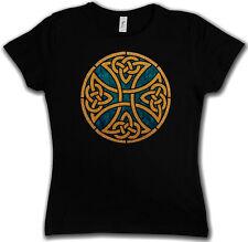 Nudo celta LOGO SIGN VII CAMISETA CHICA - celta Nudo Celta Cruz Cross Hierro