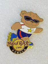 BERLIN,Hard Rock Cafe Pin,Sport Bear Series Pin