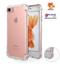 Luxury Ultra Slim Shockproof Bumper clear 360 Gel Case  for Apple iPhone  8 7