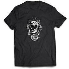 Death Metal Horror Punk Rock Band Concert Biker Motorcycle Unicorn 4 T Shirt