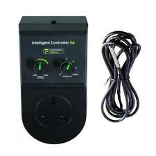 Control Freak Hydroponics Plug-In Fan Controller 5a + NTC Temperature Probe 3m