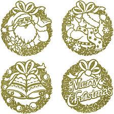 Immagini Per Finestre Decorazione Per Finestra Fenstersticker Natale Avvento