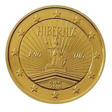 +++ 2 Euro - Irland 2009 - 2016 - 24 Karat vergoldet - verschiedene Varianten ++
