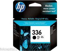 HP N. 336 Black ORIGINAL OEM CARTUCCIA INKJET C9362EE PER STAMPANTE Officejet