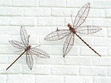 Arte de Pared de Metal Libélula Libélulas-alambre de cobre Tamaños Surtidos