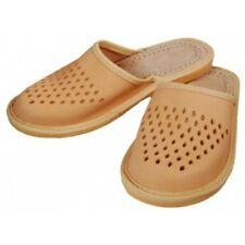 Herren Hausschuhe - Größe 40-46 - Echtleder - Latschen,Pantoffeln - XC28