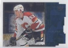 1998-99 Upper Deck UD3 Die-Cut #65 Derek Morris Calgary Flames Hockey Card
