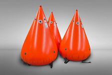 Marker buoys marine marks inflatable buoys Conical