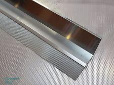 Wandanschluss/Übergang Dachziegel Wand a. Titanzink Zink Blech
