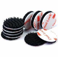 3M DUAL LOCK CIRCLES Pads ~ BLACK 10mm, 15mm or 22mm diameter ~ HEAVY DUTY Tape