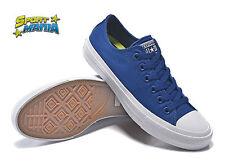 Converse CT II OX Sodalite Blu Uomo Scarpe Shoes Sportive Sneakers 150152C
