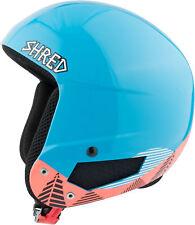 Shred Skihelm Snowboardhelm blau Timber X-Static® Slytech Custom Kit