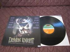 Demon Knight EU Vinyl LP Ministry Pantera Melvins Megadeth Sepaltura Biohazard