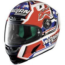 X-LITE X-803 C.STONER *EXCLUSIVE* (14) Race Motorcycle Helmet  ZE
