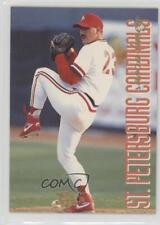 1994 Classic Best Gold Minor League #171 Jason Hisey St. Petersburg Cardinals