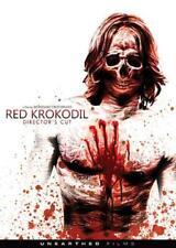 RED KROKODIL: DIRECTORS CUT NEW DVD