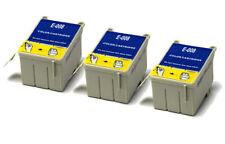 3x colore COMPATIBILE (NON OEM) per sostituire le cartucce di inchiostro t008