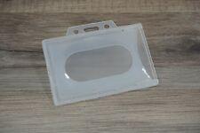 2 - 100 Stück Ausweishülle Kartenhülle Ausweishalter - Hart-PVC
