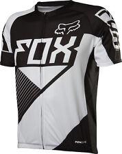 Fox Racing Livewire Race s/s Jersey Black/White