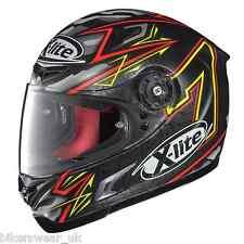 X-Lite X-802R Chaz Davies Asphalt Race Replica Motorcycle crash Helmet