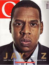 Q Magazine #291 Jay-Z Lady GaGa