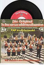 ORIGINAL SCHWARZWALDMUSIKANTEN Tief im Odenwald 45/GER