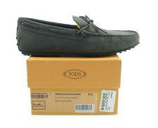 €320 m1 Tod's mocassino uomo GREY SCARPE shoes loafer herrenschuhe man mokassin