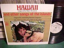 GEORGE NIELSEN HOLLYWOOD STRINGS LP HAWAII MONO