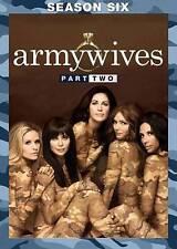 Army Wives: Season Six, Part Two (DVD, 2012, 2-Disc Set)
