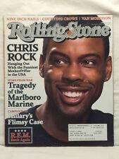 ROLLING STONE MAGAZINE Issue 1049 CHRIS ROCK R.E.M. VAN MORRISON APR 3 2008 RARE