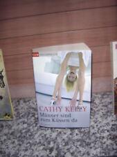 Männer sind zum Küssen da, ein Roman von Cathy Kelly