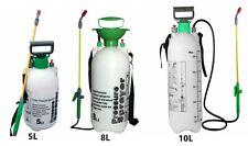 5L 10L Pressure Sprayer Knapsack Garden Chemical Weed killer Water Spray Bottle