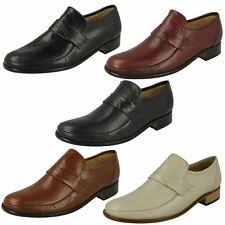 Mens Thomas Blunt Slip On Smart Shoes Swindon 2