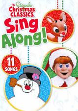 The Original Television Christmas Classics Sing-Along (DVD, 2012)