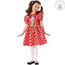 RUB Red Minnie Mouse Classic Disney Kinder Kostüm Kleid Kinderkostüm