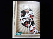 2005 Parkhurst Thomas Vanek rookie card   RC   Sabres   # 610