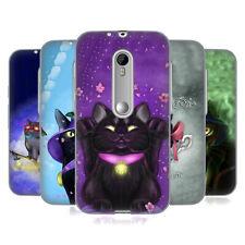 OFFICIAL ASH EVANS BLACK CATS SOFT GEL CASE FOR MOTOROLA PHONES 2