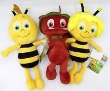 Plüschfiguren 30 cm: Biene Maja / Willi / Ameise Paul Plüsch