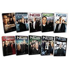 NCIS ~ 10 Season Pack ~ Season 1-10 (1 2 3 4 5 6 7 8 9 & 10) ~ NEW 59-DISC SET