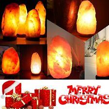 NUOVO Rosa Naturale Lampada di sale naturale diverse dimensioni SALE GROSSO Lampada Ionizzatore Crystal