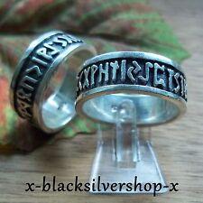 Runen Ring Silber 925 Keltischer Schmuck Gothic Celtic Wikinger