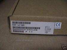 Siemens PLC TI 505-4216/5054216 Input NEW!!