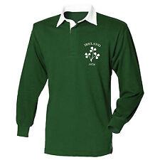 Ireland 1879 Retro Rugby Shirt Jersey Men Irish 6 Nations 2017 Fan Supporter L5