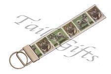 Norwegian Elkhound Breed of Dog Matching | Keyring Key Ring | Bookmark