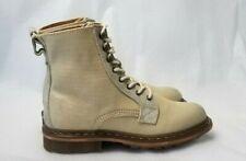 Dr.Martens Vintage Americana Keelan Beige Boots 14313250