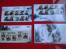 2018 Harry Potter Stamps, FDC's, Presentation Packs,Royal Mail