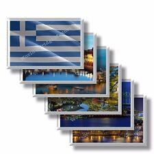 GR - Grecia - frigo calamite frigorifero souvenir magneti
